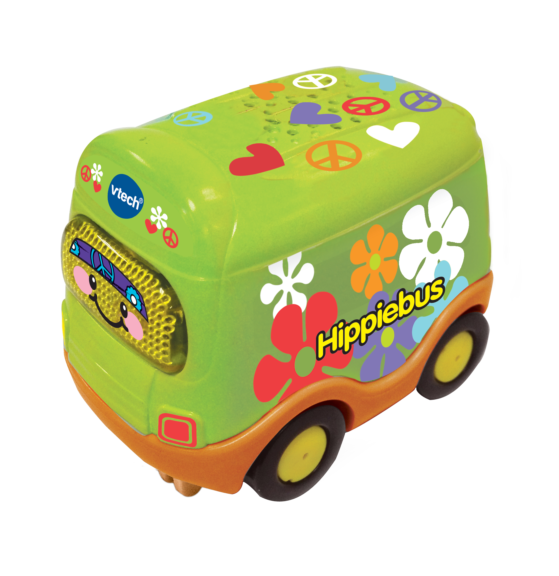 164342 TTA Harm Hippiebus (limited edition) main