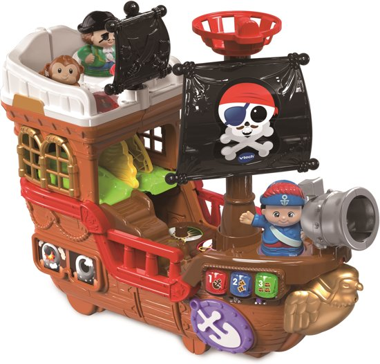Vtech sinterklaas tip van sint cadeau cadeautip pakjesavond vrolijke vriendjes piratenschip speelgoed kids kinderen shopping mama mamablog mamablogger blog blogger lifestyle review laviedemama.nl
