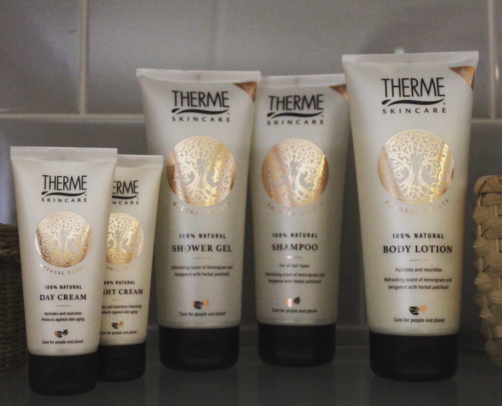 Therme Natural Beauty lijn shopping winnen winactie mama mamablog blog blogger mamablogger lifestyle laviedemama.nl