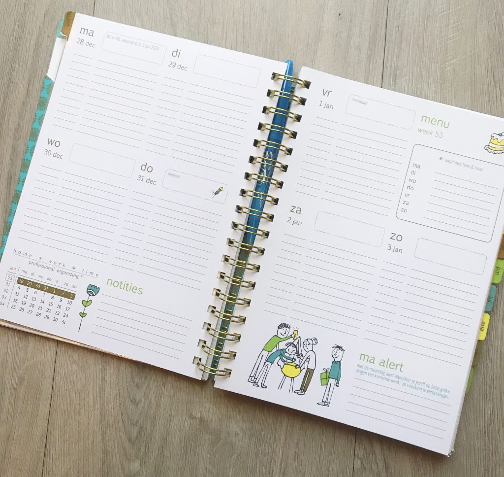 Home Work Time familie agenda review mama plannen planner tijd mamablog mamablogger blog blogger lifestyle laviedemama.nl
